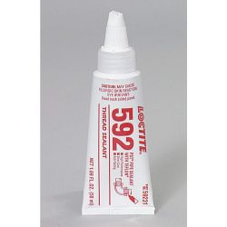 HENKEL LOCTITE 59231, PST PIPE SEALANT #592 50 ML - TUBE SLOW CURE 59231