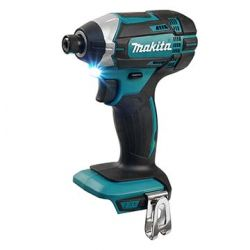 "MAKITA DTD152Z, IMPACT WRENCH 1/4"" HEX - 18V LXT LI-ION TOOL ONLY - DTD152Z"