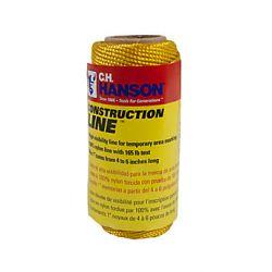 C.H. HANSON 53200, 500' BRAIDED PINK LINE & REEL 53200