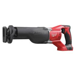 MILWAUKEE 2621-20, SAWZALL - RECIPROCATING SAW - TOOL M18 LI-ION TOOL ONLY 2621-20