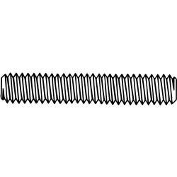 FULLER METRIC R001-024-0000, THREADED ROD- METRIC - 24 MM X 3.00 X 1 M R001-024-0000