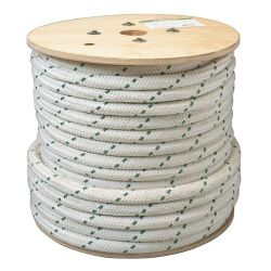 "GREENLEE 35098, ROPE- DOUBLE BRAIDED 3/4"" - 300' SPOOL FOR CABLE PULLERS 35098"