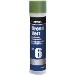 ROK 44660, CLEANING / POLISHING COMPOUND - #6 GREEN 44660