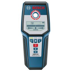 BOSCH GMS120, WALL SCANNER - WOOD/METAL - ERGO GRIP - HANDLE GMS120