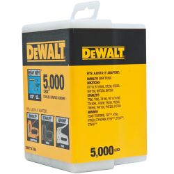 "DEWALT DWHTTA7085, STAPLES-HEAVY DUTY 1/2"" - NARROW CROWN 5000/BX DWHTTA7085"