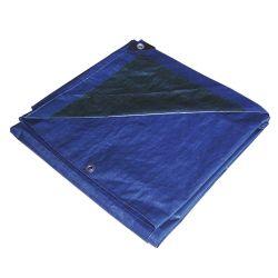 WESTWARD TP2030, TARP POLY BLUE - 20FT X 30FT 10 X 10 WEAVE - TP2030