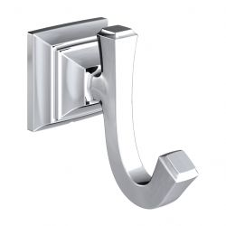 AMERICAN STANDARD 7455210.002, TOWN SQUARE S ROBE HOOK - CHROME 7455210.002