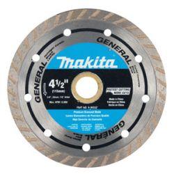 MAKITA A-94552, DIAMOND BLADE 4-1/2 - CONTINUOUS TURBO - A-94552