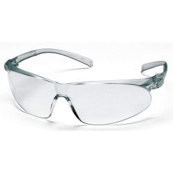 3M CABOT 11385, GLASSES-SAFETY VIRTUA SPORT - CLR FRAME/CLR LENS HARD COAT 11385