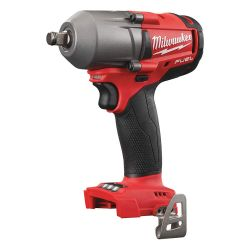 "MILWAUKEE 2861-20, IMPACT WRENCH -1/2"" MID TORQUE - M18 FUEL W/FRICTION RING 2861-20"
