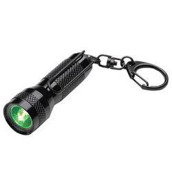 STREAMLIGHT 72003, KEY-MATE W/GREEN LED W/BATT - BLACK - 72003