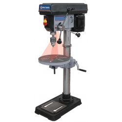 "KING TOOLS KC-116N, DRILL PRESS - 13"" BENCH W/DUAL - LASER GUIDE SYSTEM 16 SPD 5/8"" - KC-116N"