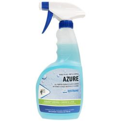 DUSTBANE 50202, CLEANER-GLASS AZURE 750 ML - READY TO USE *REQUIRES TRIGGER 50202