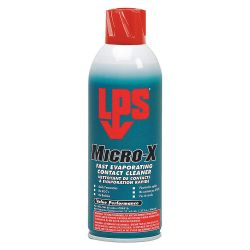 ITW PRO BRANDS LPS C04516, CONTACT CLEANER-MICRO X - 312 G AEROSOL FAST EVAPORATING C04516