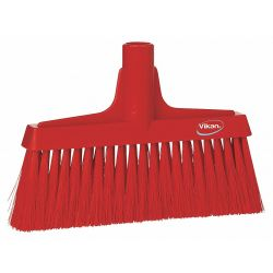 """Remco Products - LOBBY BROOM 3"""" BRISTLE RED - 31044"""