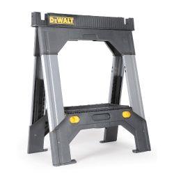 DEWALT DWST11031, SAWHORSE- ADJUSTABLE METAL LEG - 2500LBS CAP - DWST11031