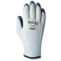 ANSELL HYFLEX 11-800-8, GLOVE-NITRILE PALM COATED - HYFLEX FOAM KNITWRIST SIZE 8 11-800-8