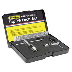 GENERAL TOOLS 167, TAP WRENCH SET 167