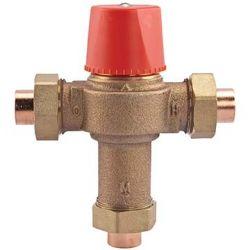 "WATTS WATER TECHNOLOGIES LF1170-US12, 1/2"" WATER/TEMPERING MIXING - VALVE HOT WATER TANK LEAD FREE LF1170-US12"