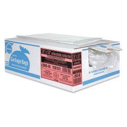 "RALSTON 2961-00, GARBAGE BAG-PLASTIC (250/CS ) - 26"" X 36"" REGULAR CLEAR - 2961-00"