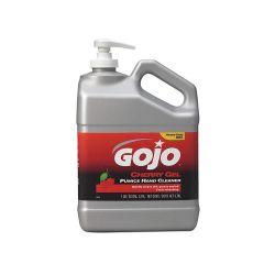 GOJO 2358-02, HAND CLEANER-PUMICE CHERRY GEL - W/PUMP 4L 2358-02