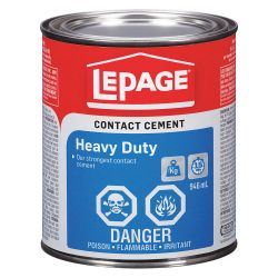 HENKEL LEPAGE 1504619, CONTACT CEMENT 946 ML - HEAVY DUTY LCP506 1504619