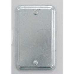 IBERVILLE PRODUCTS BC11C4, COVER-BLANK - FLAT #BC11C4 - BC11C4