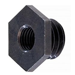 WALTER SURFACE TECHNOLOGIES 13D002, NUT-CLAMPING M10 X1.5 SPINDLE 13D002