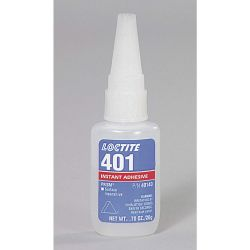 HENKEL LOCTITE 40161, PRISM INSTANT ADHESIVE #401 - SURFACE INSENSITIVE 454G BOT. 40161