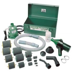 GREENLEE 591, PORTABLE BLOWER SYSTEM 591