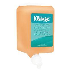 KIMBERLY CLARK KLEENEX 91557, HAIR & BODY WASH 1L - KLEENEX 91557