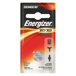 ENERGIZER 357BPZ, BATTERY 1.5V - SILVER OXIDE 357BPZ