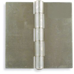 WFS APPROVED 4PA67, HINGE-WELDING BUTT 3 X 3 NHNS 4PA67
