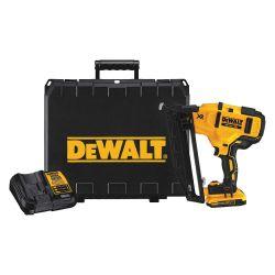 DEWALT DCN660D1, NAILER-FINISH 20V MAX - ANGLED 16GA DCN660D1