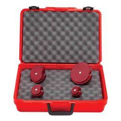 REED 04528, PPRK4 PLASTIC PIPE REAMER ST - W/CASE 04528