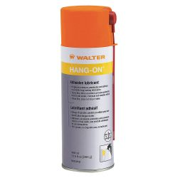 WALTER SURFACE TECHNOLOGIES 53D812, LUBRICANT-HANG ON ADHESIVE - 400 ML AEROSOL 53D812