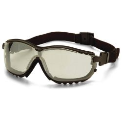 PYRAMEX GB1880ST, GOGGLES-SAFETY DUST GOGGLE - SPOGGLES INDOOR/OUTDOOR TINT GB1880ST