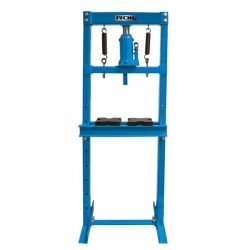"ROK 22124, 12 TON ""H"" FRAME SHOP PRESS 22124"