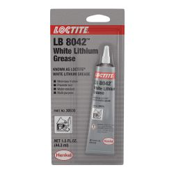 HENKEL LOCTITE 30530, GREASE-LITHIUM WHITE 1.5 OZ 30530
