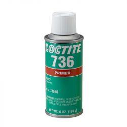 HENKEL LOCTITE 73656, LOCQUIC PRIMER NF #736 6 OZ - AEROSOL - 73656