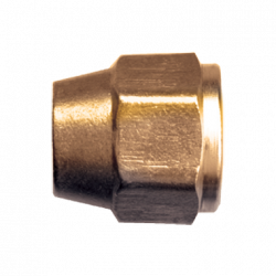 FAIRVIEW FO41S12, FLARE NUT-SHORT 3/4 TUBE FO41S12