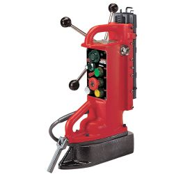 MILWAUKEE 4203, ELECTROMAGNETIC DRILL PRESS - ADJUSTABLE POSITIONS 4203