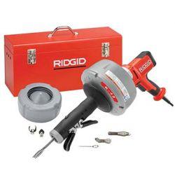RIDGID 36008, RIDGE DRAIN CLEANER K-45AF-7 - 36008