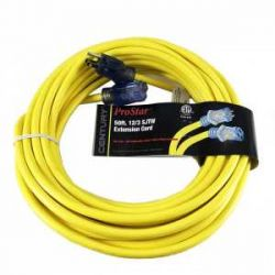 EXTENSION CORD 12/3 50'