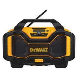 DEWALT DCR025, RADIO- BLUETOOTH CHARGER - 20/60V MAX 20 WATTS W/BOTTLE DCR025