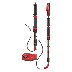 MILWAUKEE 2577-21, COMBO KIT-TRAPSNAKE 2 TOOL - M12 POWERED AUGER SYSTEM 2577-21