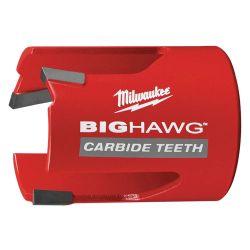 "MILWAUKEE 49-56-9210, HOLE CUTTER 2-1/8"" - BIG HAWG CARBIDE TEETH 49-56-9210"