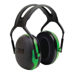 3M PELTOR X1A, EARMUFFS-OVER THE HEAD - PELTOR NRR 27 DB - X1A