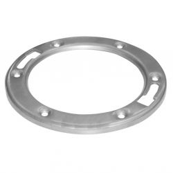 "OATEY 42778, RING-STAINLESS STEEL CLOSET - FLANGE 4"" 42778"