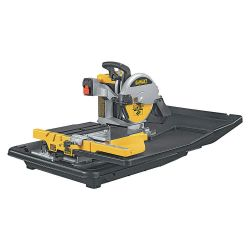 "DEWALT D24000, SAW-TILE CUTTING 10"" - 1.5 HP 15 AMP D24000"